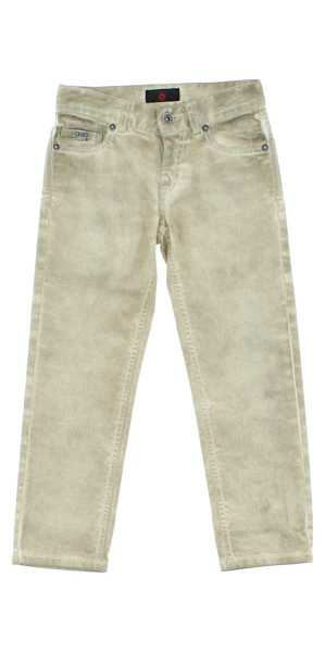 John Richmond Kids Jeans Beige GOOFASH 96993