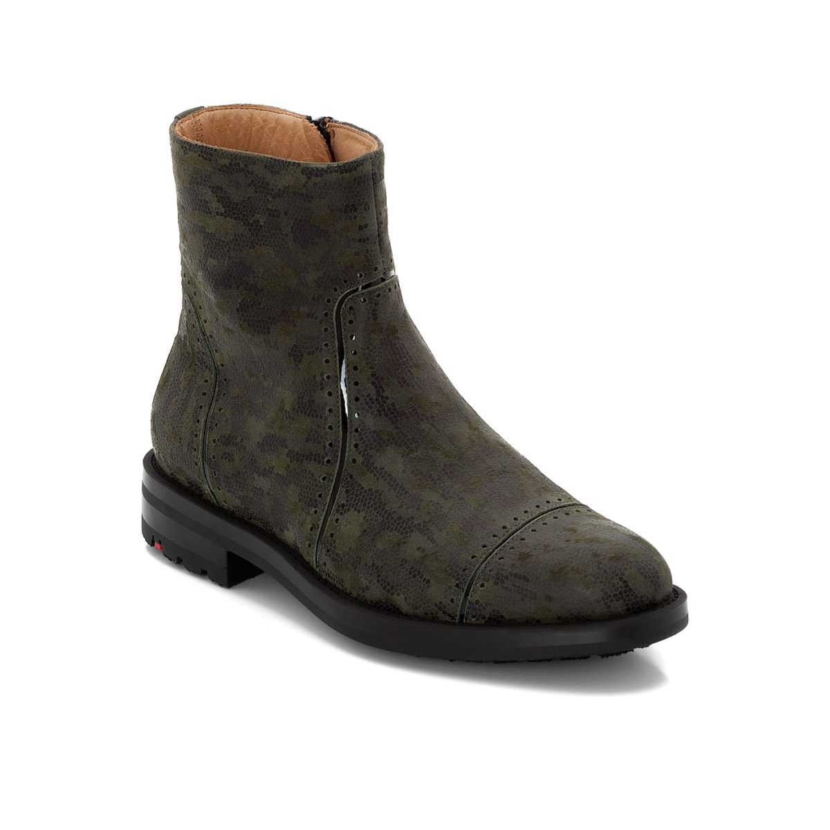 LLOYD CHELSEA BOOTS in Green for Women - Lloyd - GOOFASH