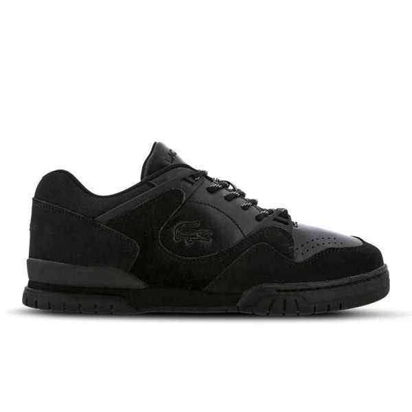 Lacoste COURT POINT in Black - Runners Point- GOOFASH