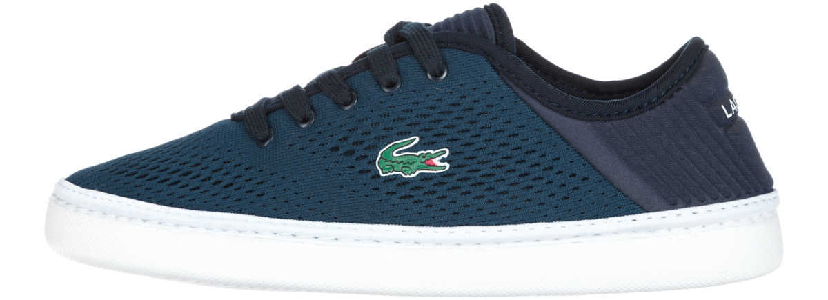 Lacoste L.ydro Lace Sneakers Blue GOOFASH 229441