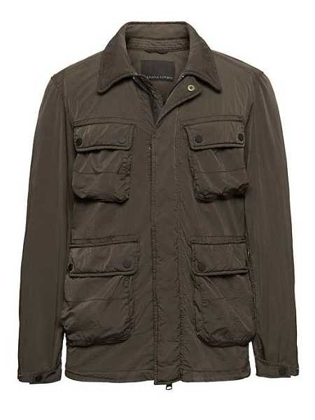 Lightweight Field Jacket - Banana Republic - GOOFASH