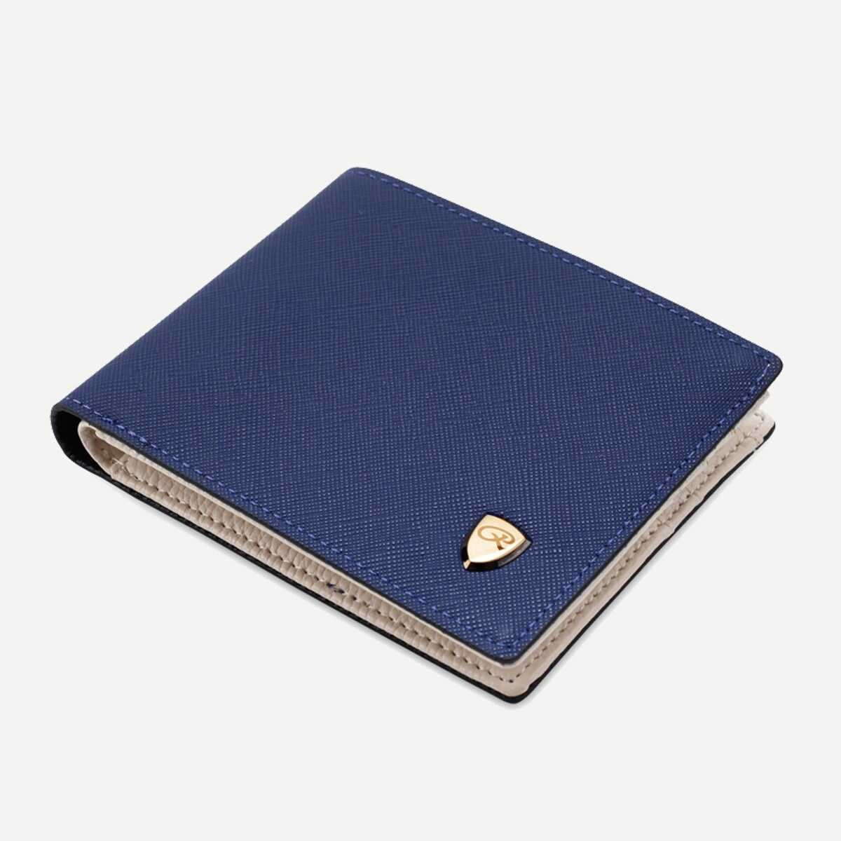 Men Fold Over Wallet With Card Holder - Shein - GOOFASH