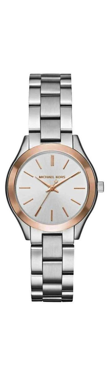 Michael Kors Watches Silver GOOFASH 237891
