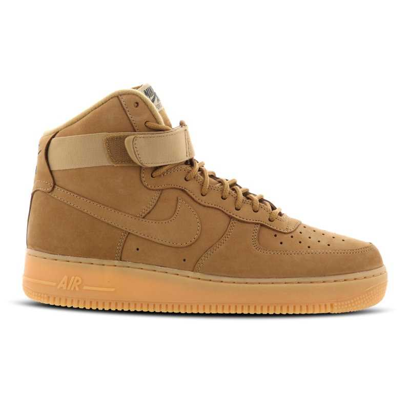 Nike AIR FORCE 1 HIGH 07 LV8 WORKBOOT in Beige - Runners Point- GOOFASH