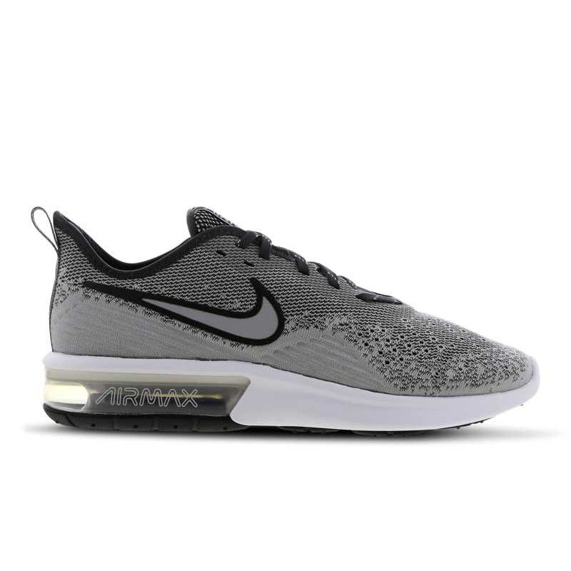 nike air max sequent 4 grey