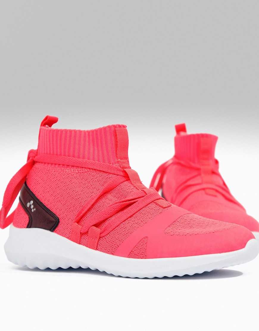 Only Play Lisa performance sneakers - Pink - Asos - GOOFASH