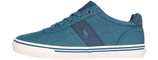 Polo Ralph Lauren Hanford Sneakers Blue GOOFASH 227496