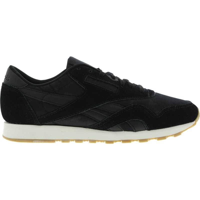 bandera nacional Beber agua juntos  Reebok Classic Nylon Shoes Black – Foot Locker – GOOFASH