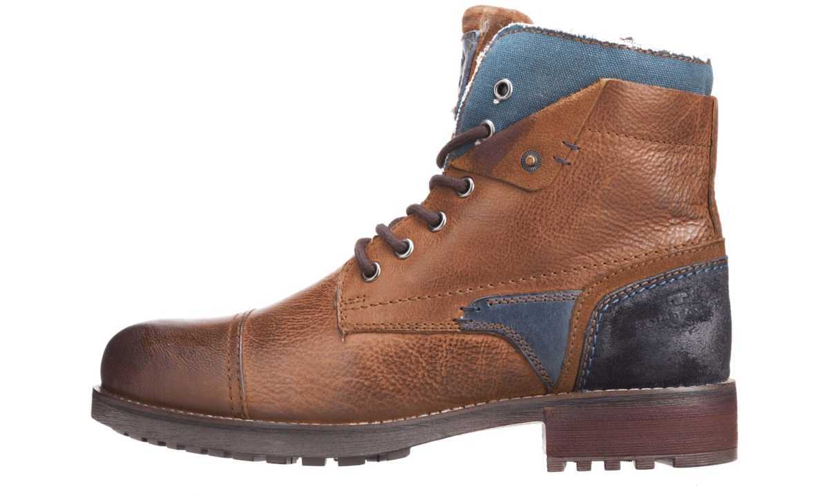Tom Tailor Ankle boots Brown GOOFASH 263012