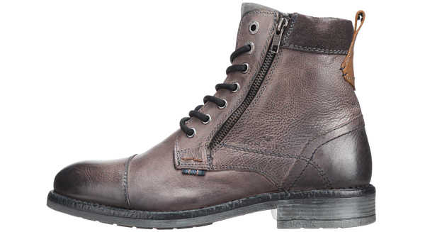 Tom Tailor Ankle boots Brown GOOFASH 263022