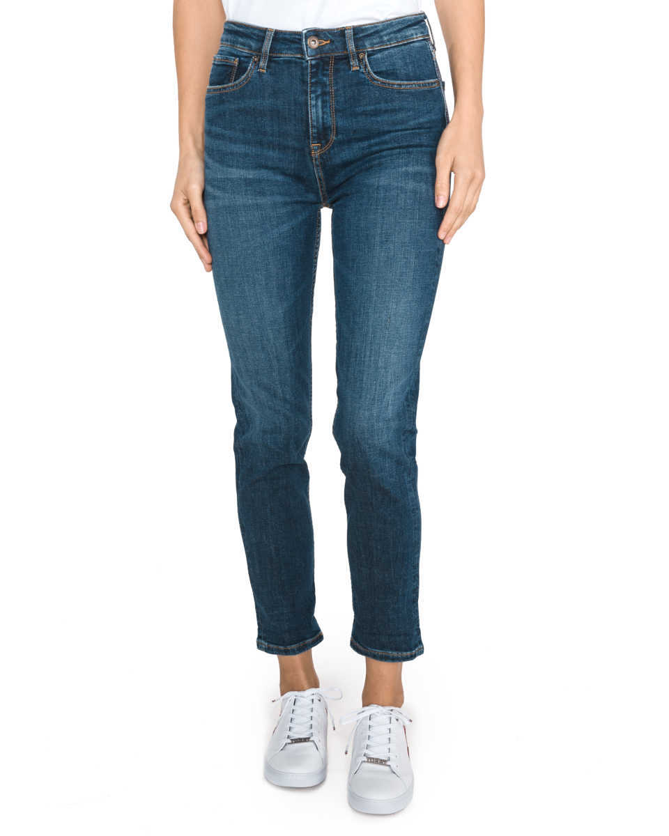 Tommy Hilfiger Riverpoint Jeans Blue GOOFASH 262966