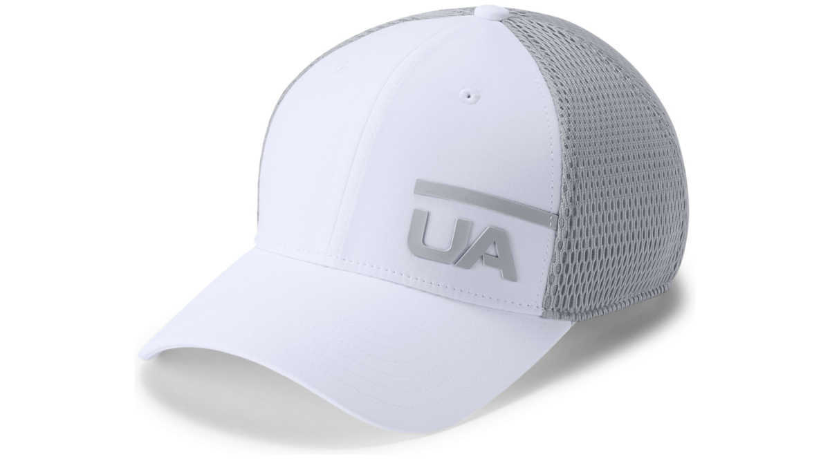 Under Armour Train Spacer Cap White GOOFASH 264792