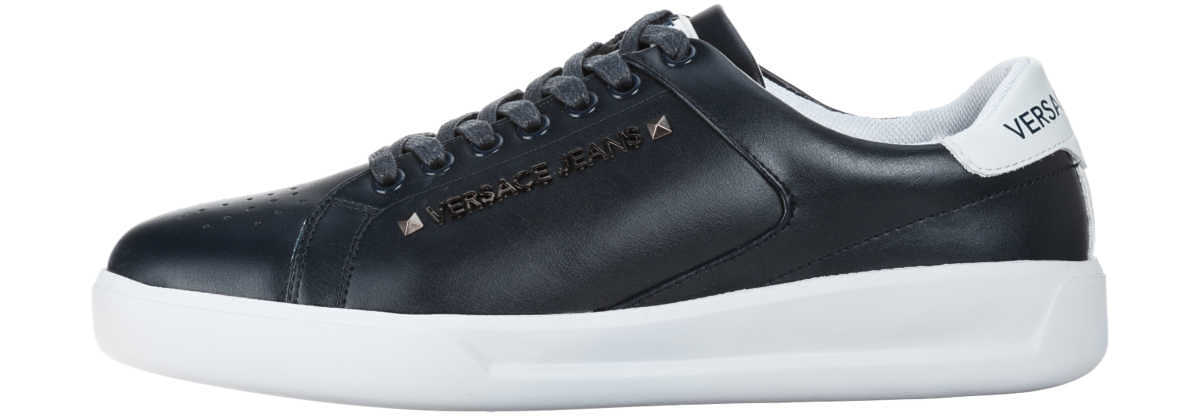 Versace Jeans Sneakers Blue GOOFASH 255982