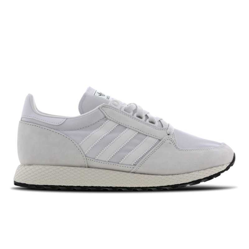 adidas Forest Grove Shoes White - Foot Locker - GOOFASH