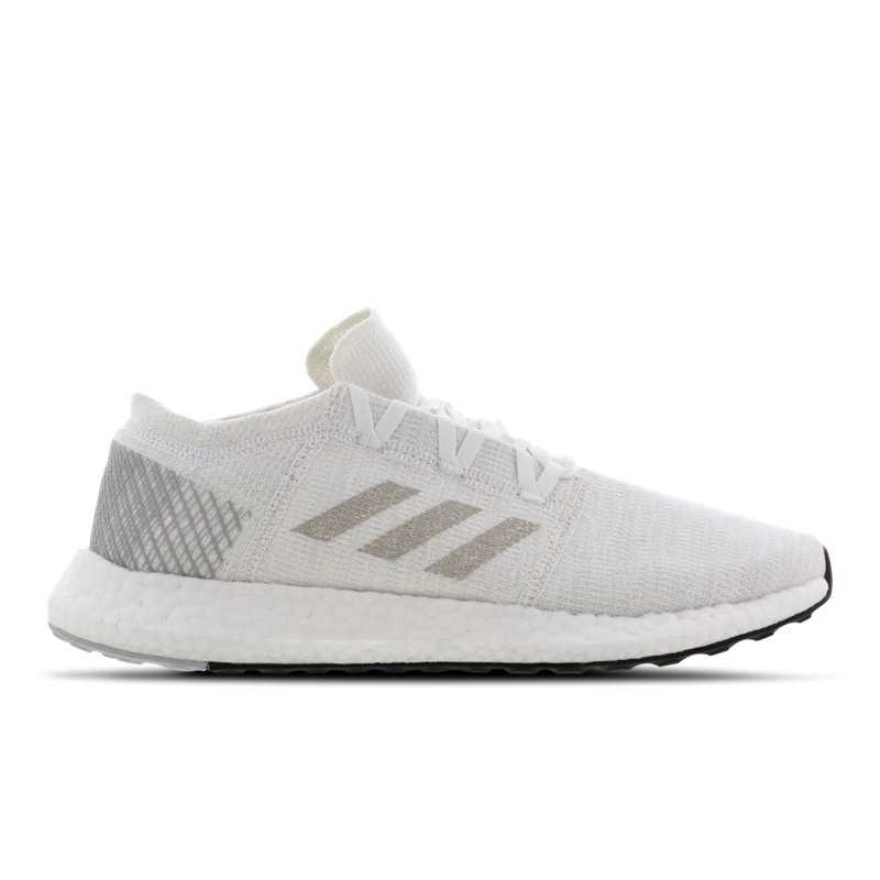 adidas Pure Boost Go Shoes White – Foot
