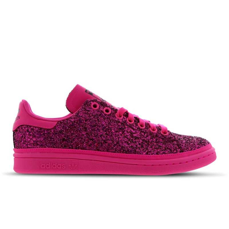 adidas Stan Smith Shoes Pink – Foot