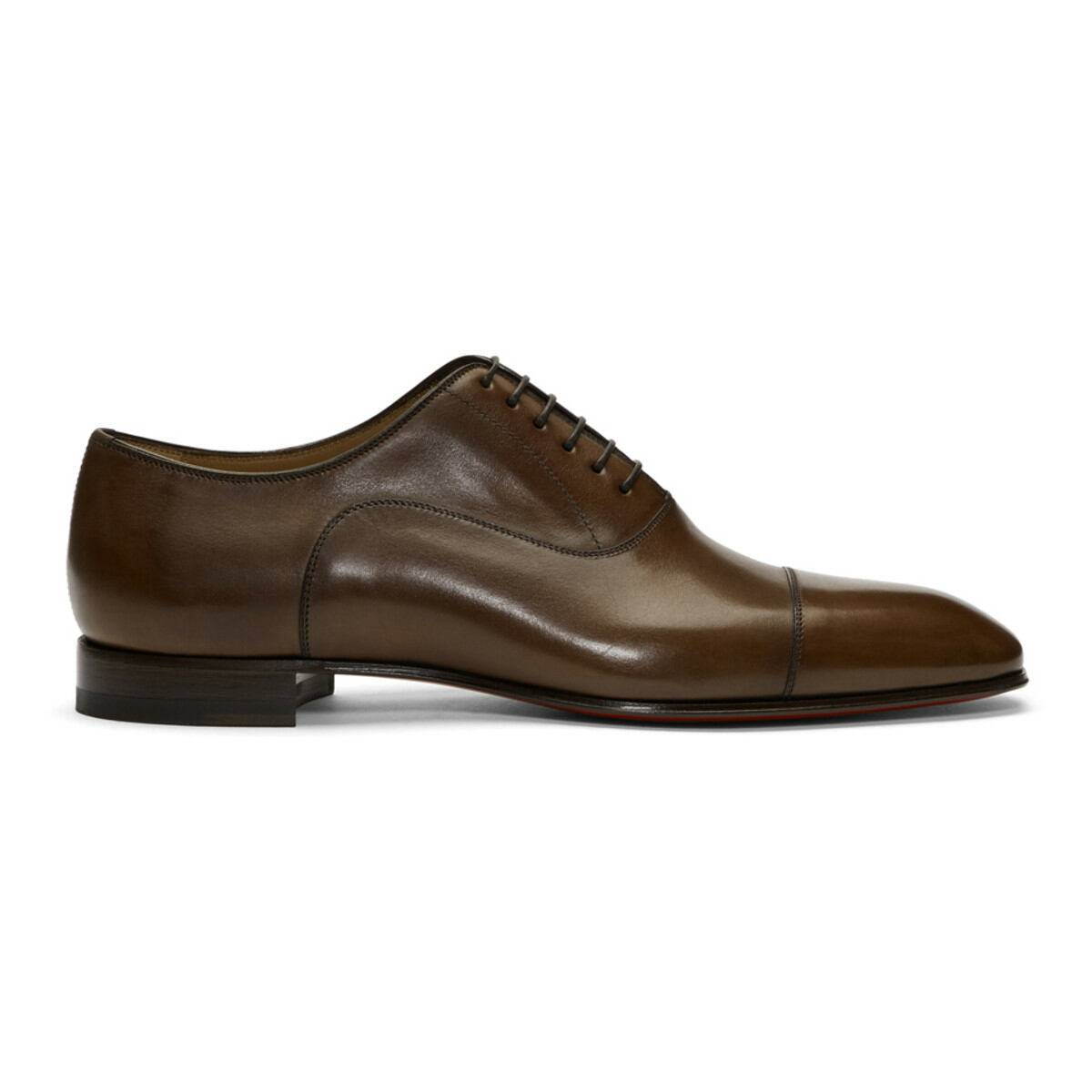 GOOFASH Men Leather and Formal shoes shop