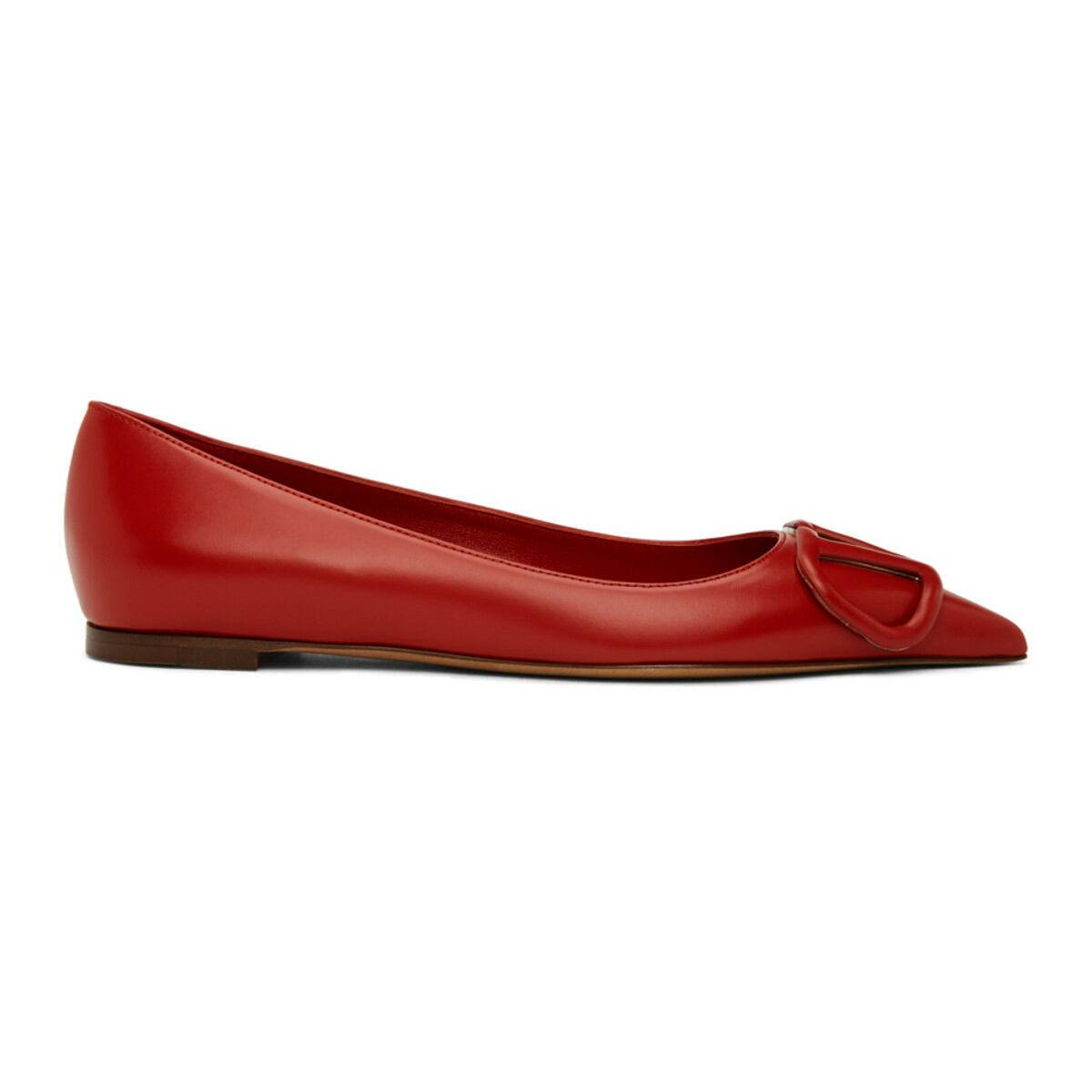 GOOFASH Women Flats and Ballerinas shop
