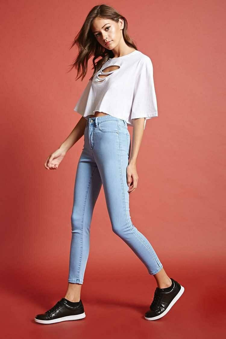 GOOFASH Women Jeans and Trousers shop