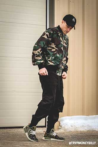 Woven Cargo Joggers at Forever 21  Black - GOOFASH