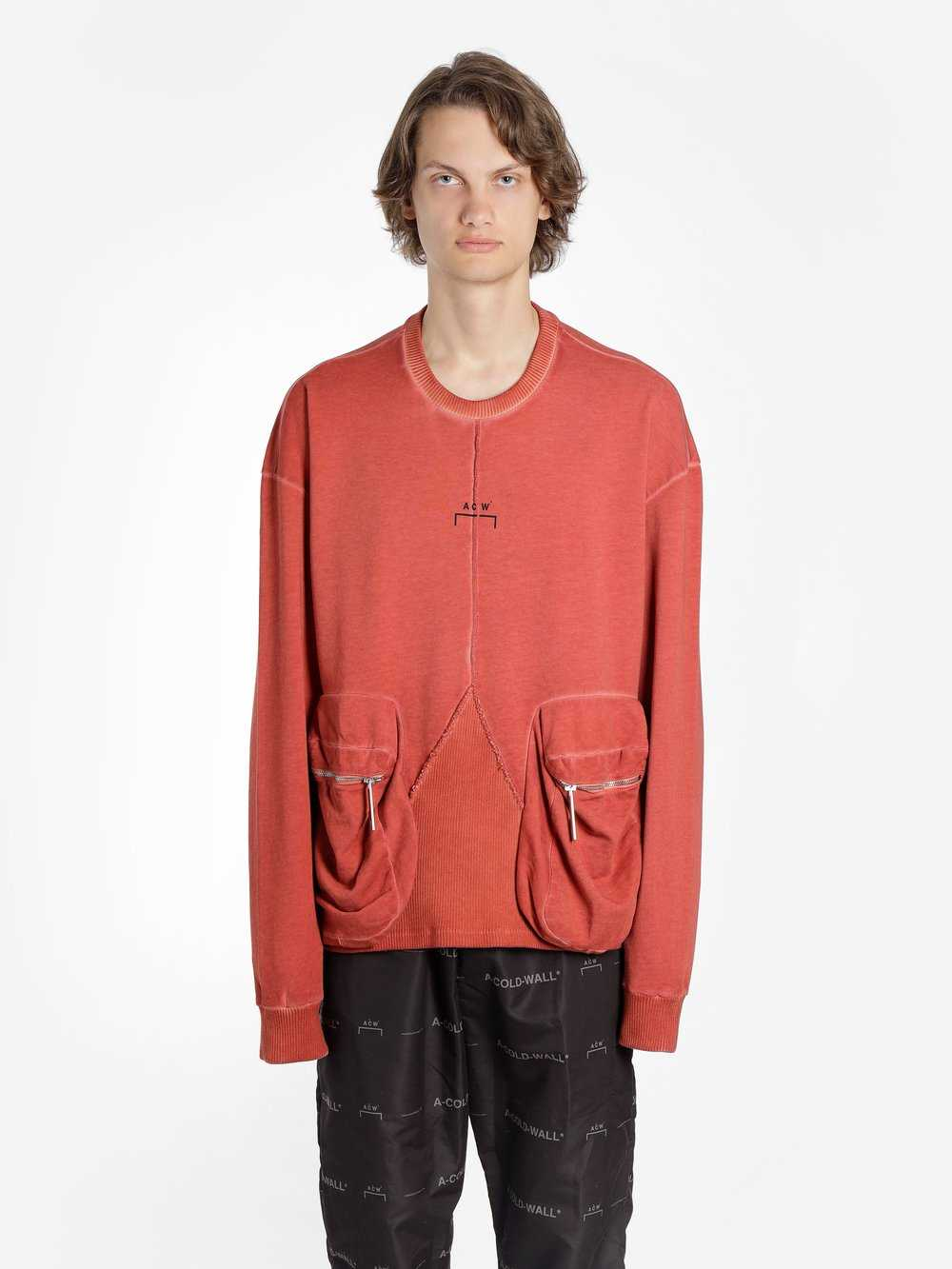 A Cold Wall* Sweaters Red UK - GOOFASH