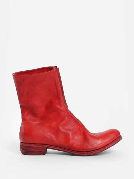 A Diciannoveventitre Boots Red UK - GOOFASH