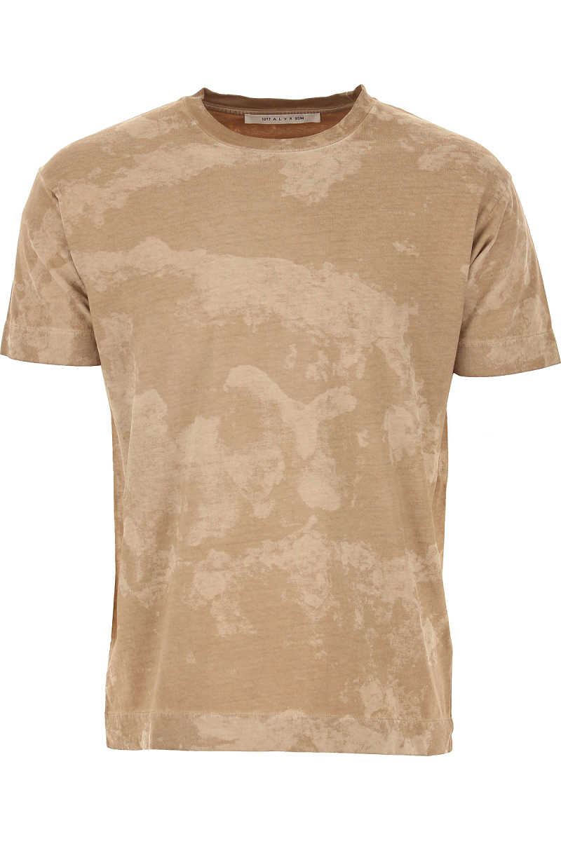 ALYX T-Shirt for Men On Sale Taupe SE - GOOFASH