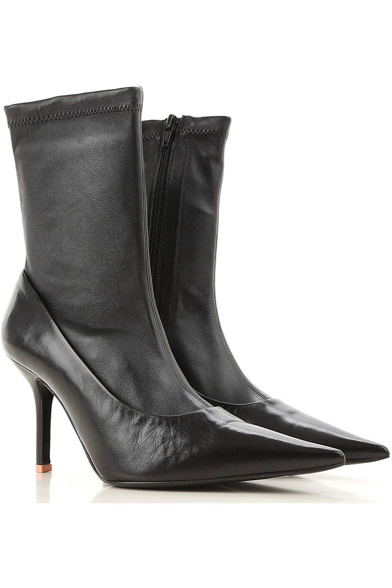 Acne Studios Boots for Women Booties On Sale in Outlet USA - GOOFASH