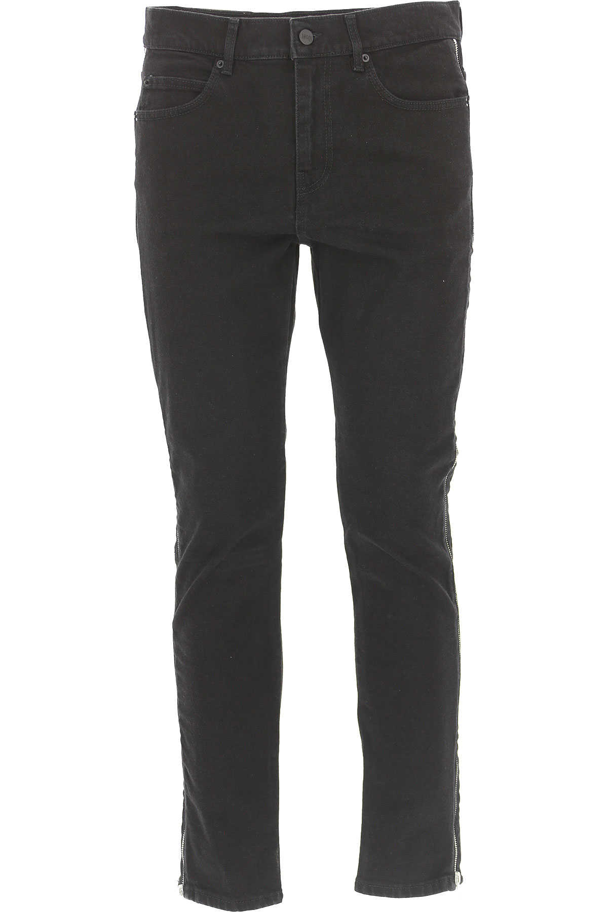 Alexander McQueen McQ Jeans in Outlet Black USA - GOOFASH