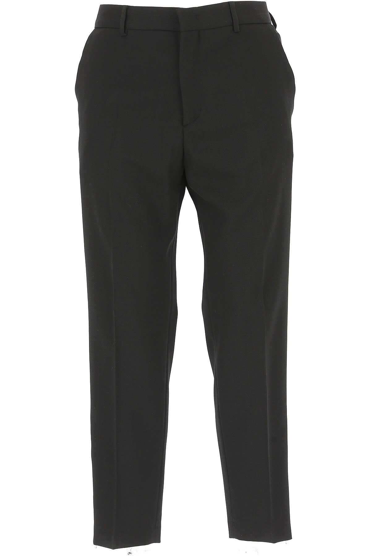 Alexander McQueen McQ Pants for Men in Outlet Black USA - GOOFASH