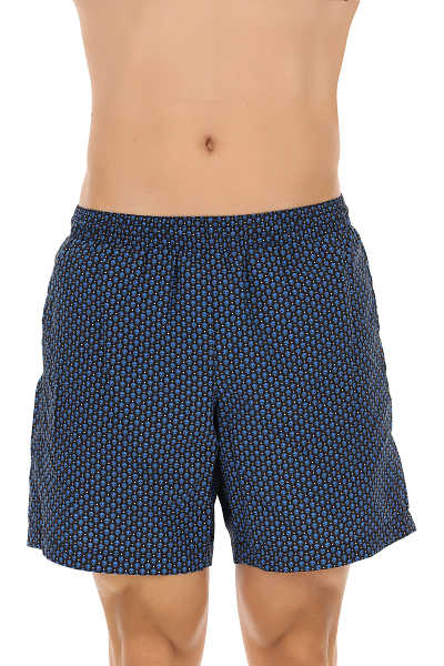 Alexander McQueen Swim Shorts Trunks for Men in Outlet Black USA - GOOFASH
