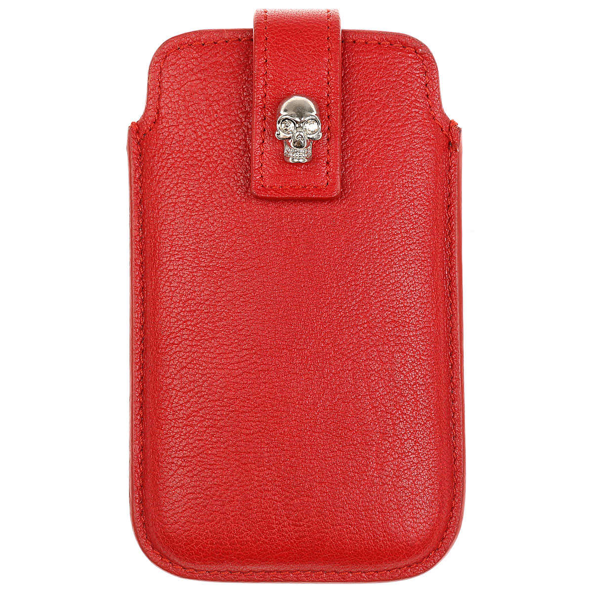 Alexander McQueen Womens Wallets in Outlet Red USA - GOOFASH