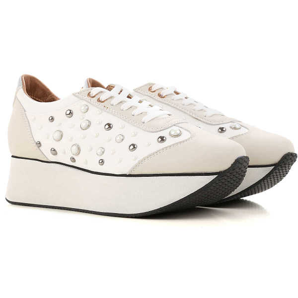 Alexander Smith Sneakers for Women in Outlet White USA - GOOFASH