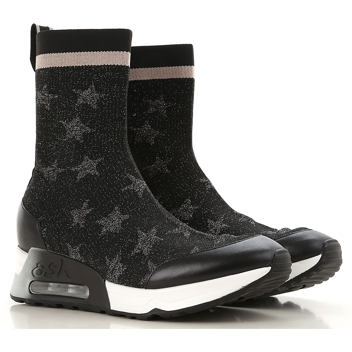 Ash Sneakers for Women in Outlet Black USA - GOOFASH