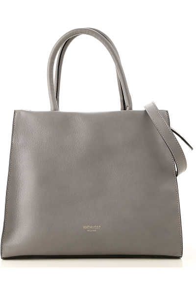Avenue 67 Top Handle Handbag Grey USA - GOOFASH