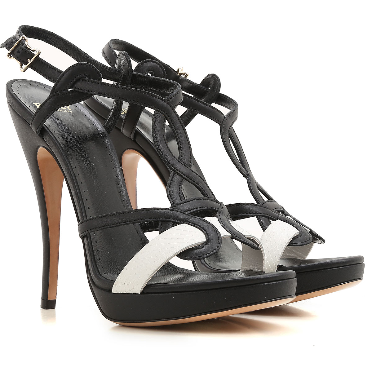 Bally Sandals for Women in Outlet Black USA - GOOFASH