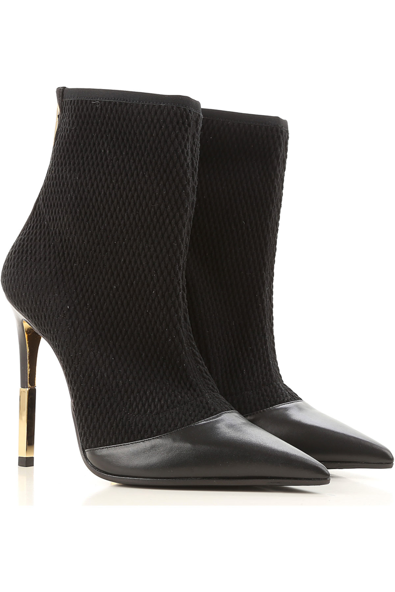 Balmain Boots for Women Booties On Sale in Outlet SE - GOOFASH