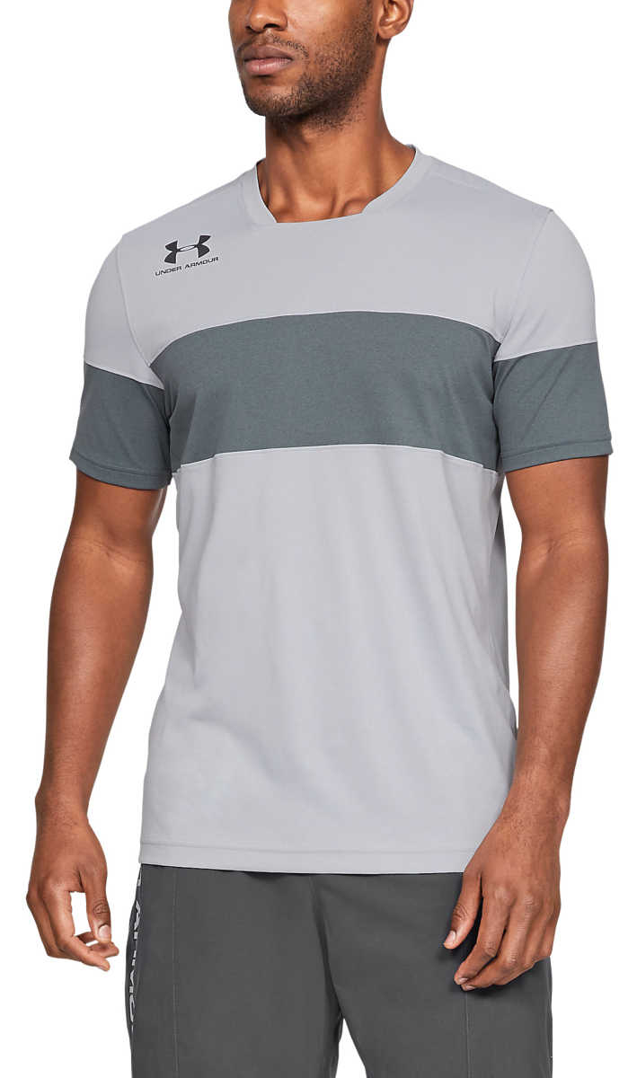 Bibloo PL Under Armour Szary 334208 - GOOFASH