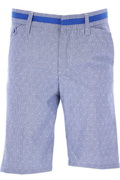 Billybandit Kids Shorts for Boys Light Blue USA - GOOFASH
