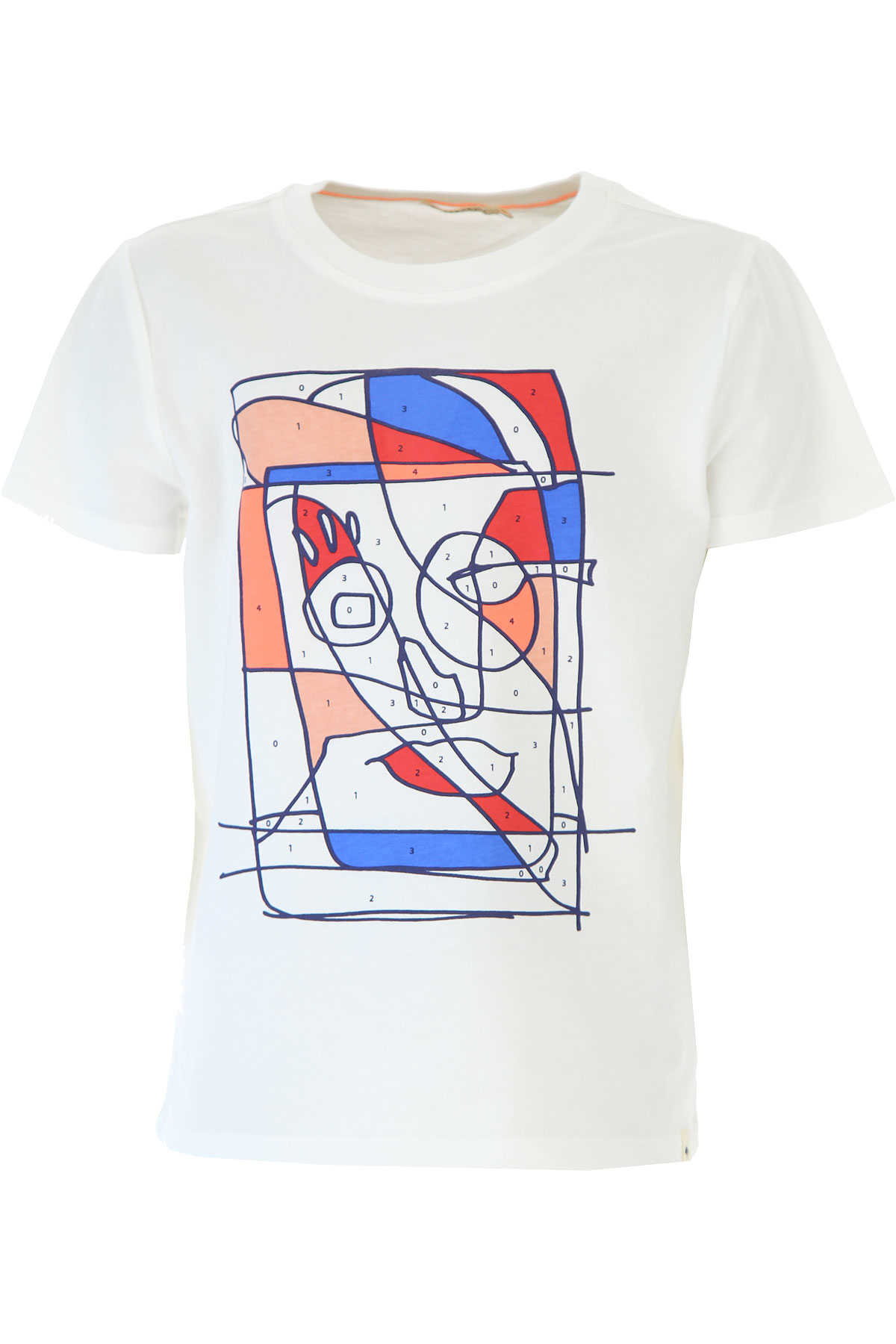 Billybandit Kids T-Shirt for Boys On Sale White SE - GOOFASH