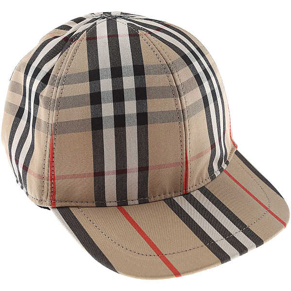 Burberry Kids Hats for Boys Beige SE - GOOFASH