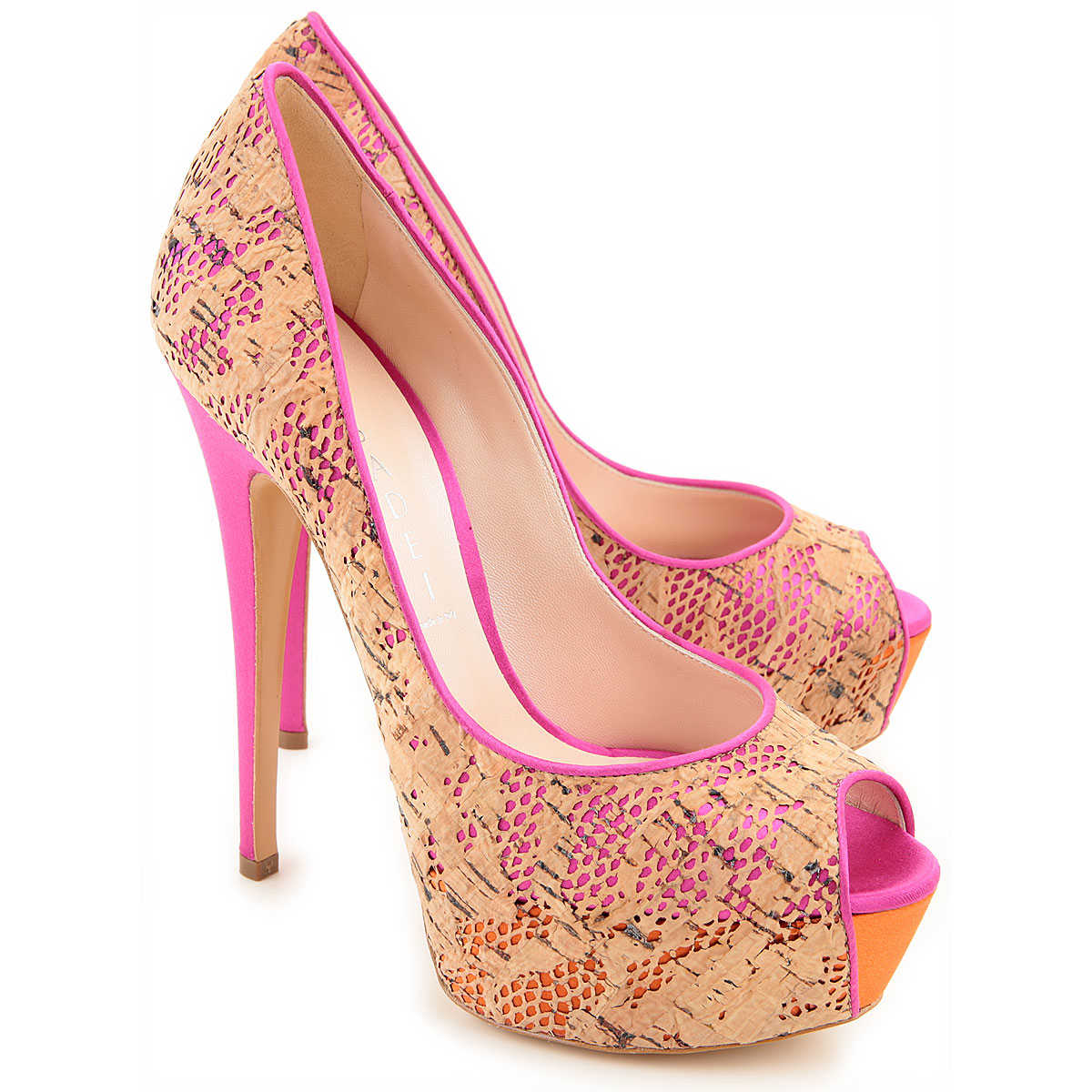 Casadei Pumps & High Heels for Women in Outlet Raspberry USA - GOOFASH