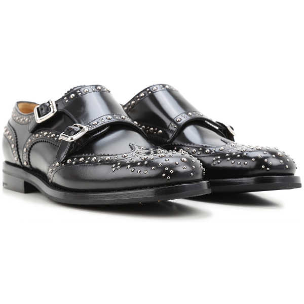 Church's Loafers for Women in Outlet Black USA - GOOFASH