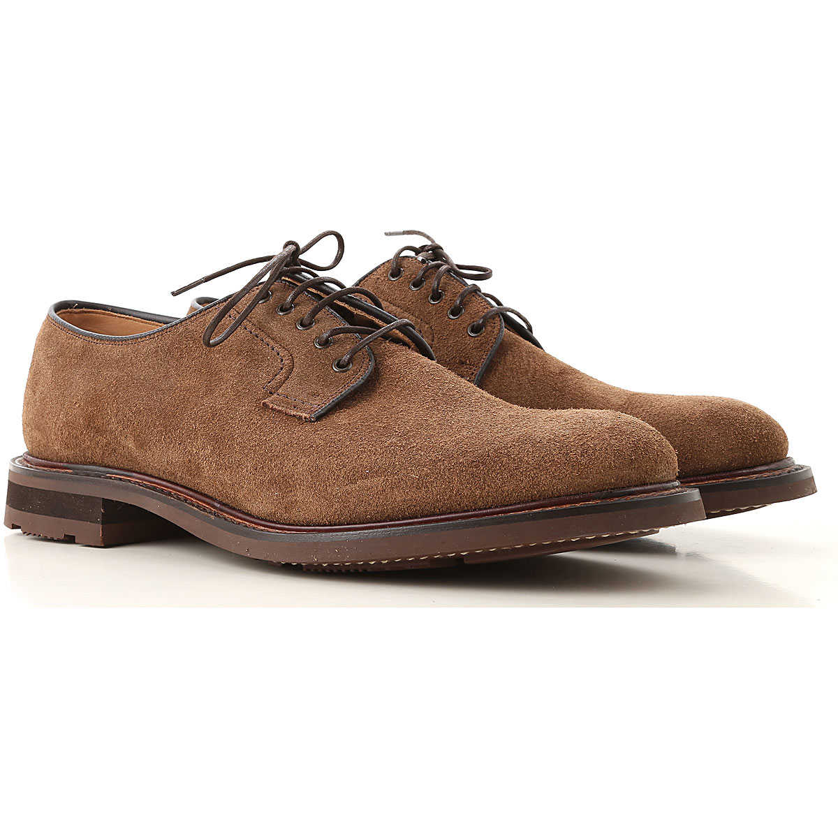 Church's Oxford Shoes for Men On Sale Brown SE - GOOFASH