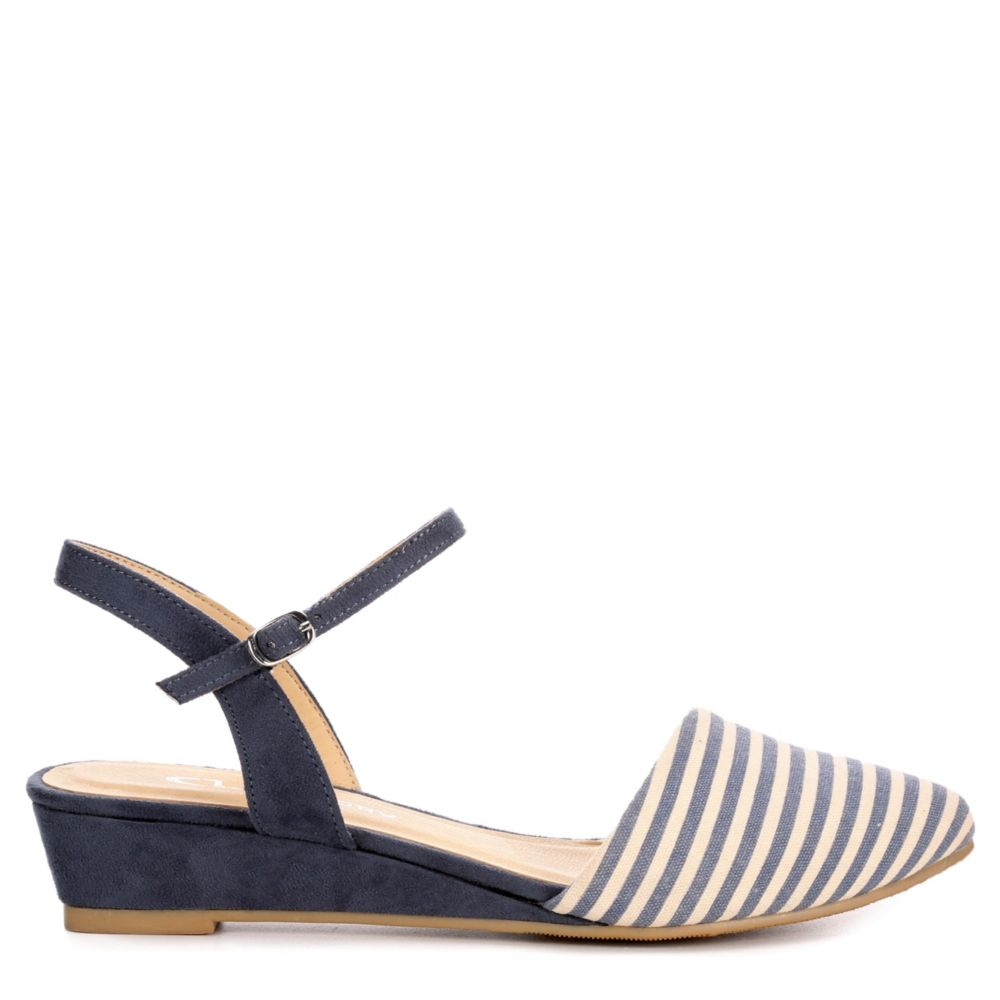 Cl By Laundry Womens Guilty Blue USA - GOOFASH
