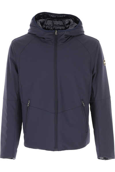 Colmar Jacket for Men navy SE - GOOFASH