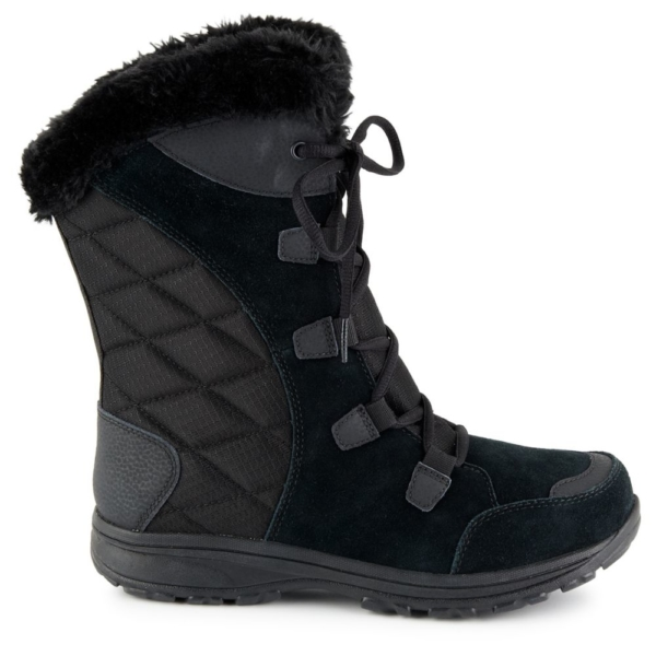 Columbia Womens Ice Maiden II Black USA - GOOFASH -