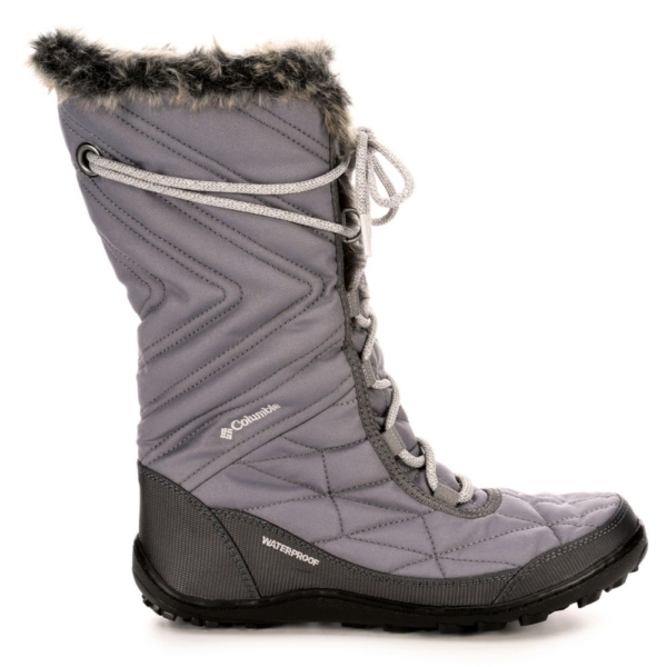 Columbia Womens Minx Mid III Grey USA - GOOFASH -