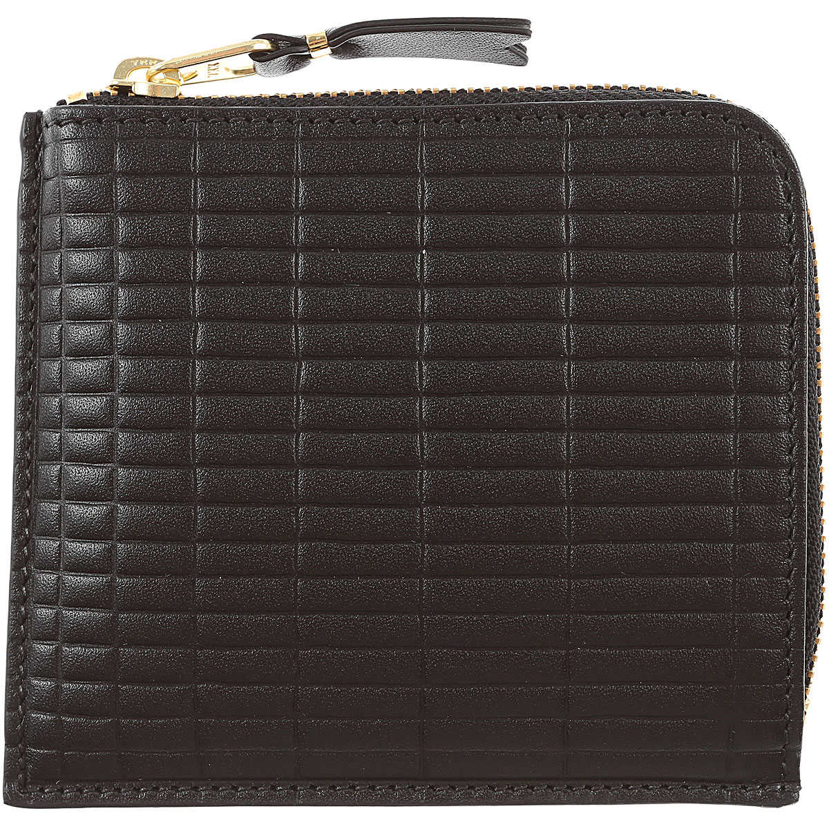 Comme des Garcons Wallet for Men Black SE - GOOFASH
