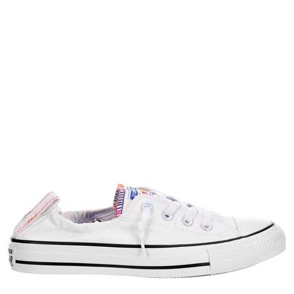 Converse Womens Shoreline All Of The Stars Sneakers White USA - GOOFASH